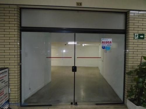 Loja Térrea Localizada Em Galeria, Rua Santo Antônio, Ao Lado Metrô-bela Vista. - Md449