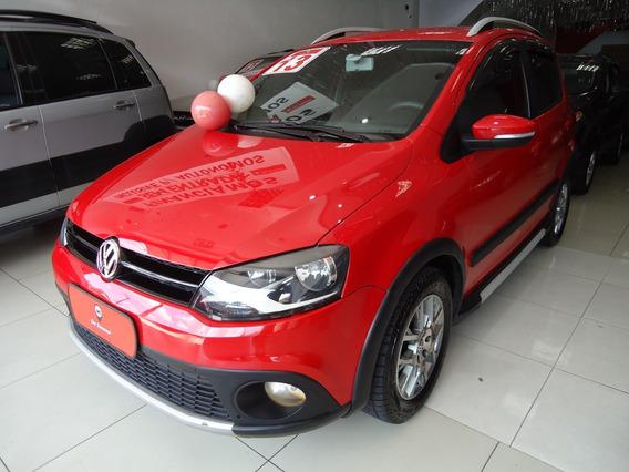 Volkswagen Crossfox 1.6 Flex 4p