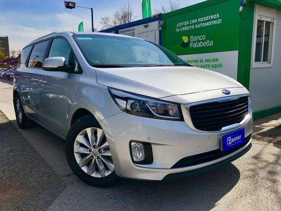Kia Motors Grand Carnival Ex 3.3 Aut 2018