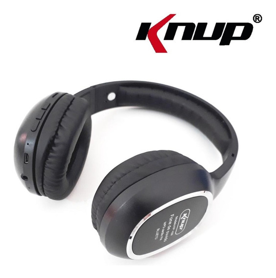 Fone Ouvido Headset Knup Kp-439 Bluetooth Sem Fio Wireless