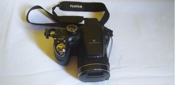Câmera Fujifilm Finepix S4000 30x Zoom Semi-profissional