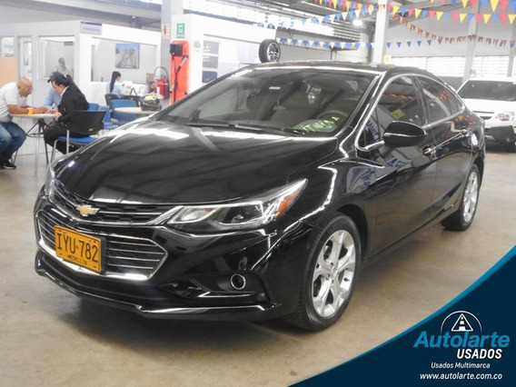 Chevrolet Cruze Turbo Ltz A/t 1.4