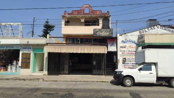 Se Renta Departamento Amueblado En Calle Madero, Colima