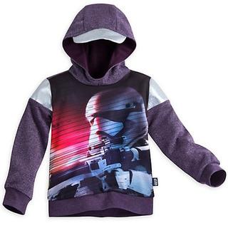 Buzo Con Capucha Star Wars Stormtrooper Disney Original.