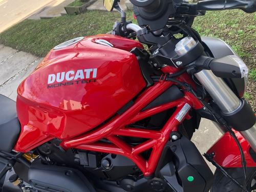 Imagen 1 de 7 de Ducati Monster 821