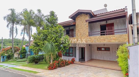 Casa No Paiquerê Em Valinhos/sp. - Ca6786