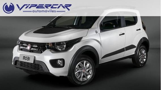 Fiat Mobi Way 1.0 2020 0km