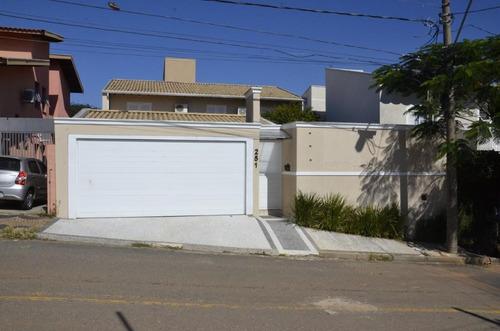Casa Com 4 Dormitórios À Venda, 270 M² Por R$ 800.000,00 - Castelo - Valinhos/sp - Ca1137