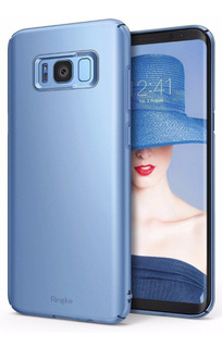 Funda Samsung S8 S8 + Plus Ringke® Slim Coral Blue Original