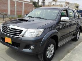 Toyota Hilux 2014 Srv 4x4 Mecanica Full