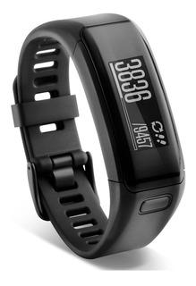 Reloj Garmin Vivosmart Hr Regular Smart Watch Frec Car Negro