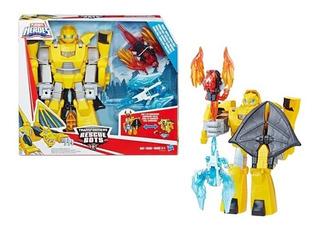 Transformers Rescue Bots Bumblebee Original Hasbro