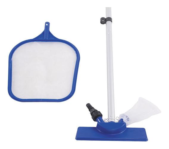 Kit Limpeza Para Piscina Belfix - 118100 Full