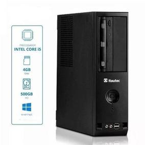 Cpu Infoway St4273 Core I5 3470 +hd500gb+4gb+hdmi=ac Troca