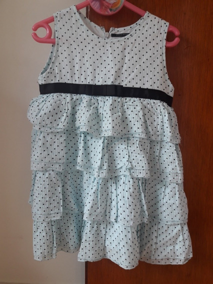 Vestido Little Akiabara T.6