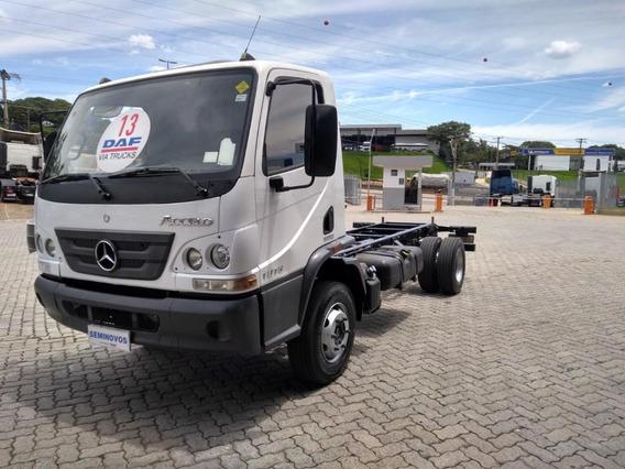 Mercedes-benz Chassi Unico Dono Accelo 1016 2p (diesel) (e5)