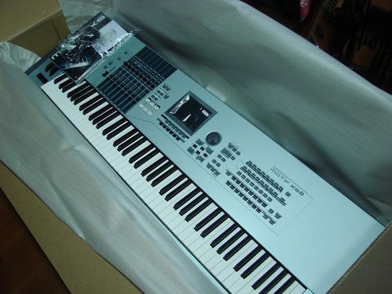 Yamaha Motif Xs7 - 76-key Workstation Synthesizer