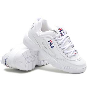 Tenis Sneaker Fila Feminino Original Promoção Em Até 12x