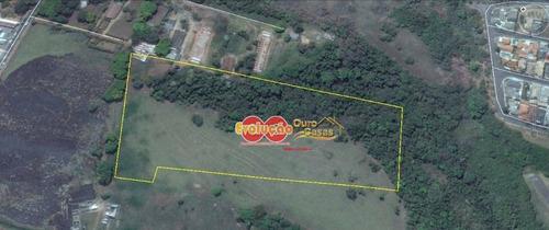 Imagem 1 de 1 de Área Comercial/ Residencial - Jardim Alto Da Santa Cruz - Te2940