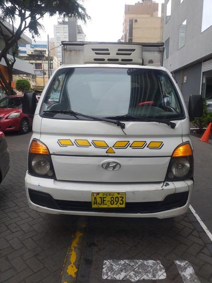 Hyundai- H100 2015 92,000 Km Furgon Regrigerado
