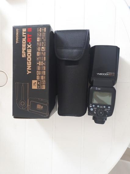 Kit Flash Yongnuo Yn600ex-rt Ll + Radio Yn-e3-rt