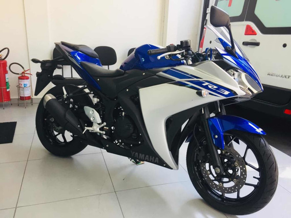 Yamaha Yzf R-3