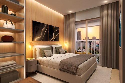 Lindo Apartamento 98 Metros 2 Suítes 2 Vagas Lazer Completo Com Entrega Para Novembro-2021 Próximo Metrô Paraíso E Parque Ibirapuera! Direto Da Constr - 12362