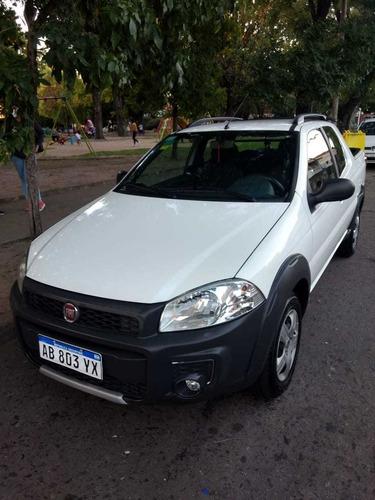 Fiat Strada 1.4 Working Cd 2017