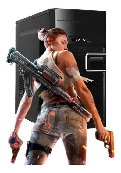Pc Gamer Instinct Core I5 4ª, 8gb Ram, Hd 1tb, Gtx 1660 6gb