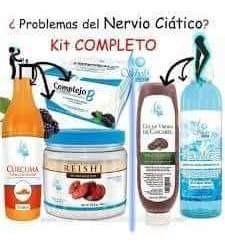 Kit Para Nervio Ciático