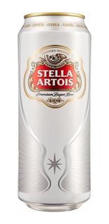 Pack X 24 Cervezas Stella Artois Lata 473ml