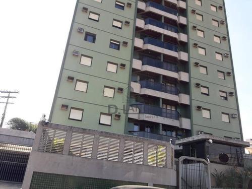 Imagem 1 de 25 de Apartamento Com 3 Dormitórios À Venda, 115 M² Por R$ 600.000 - Botafogo - Campinas/sp - Ap17750
