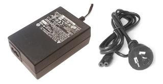 Fuente 12v 1,25a Delta Electronics 2da Seleccion Con Cable 220v Kaiser Led