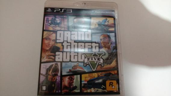 Grand Theft Auto V/5 Para Ps3