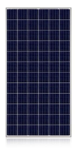 Placa / Painel Solar Amerisolar 340w + Mc4 - 72 Células