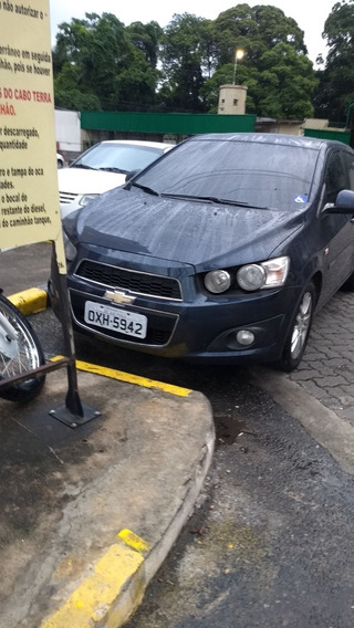 Chevrolet Sonic 1.6 16v Lt Aut. 5p 2014