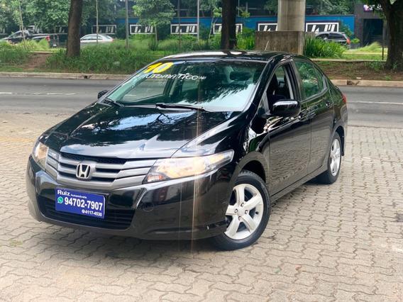 Honda City Automático Lx 1.5 Impecável Metro Vila Prudente