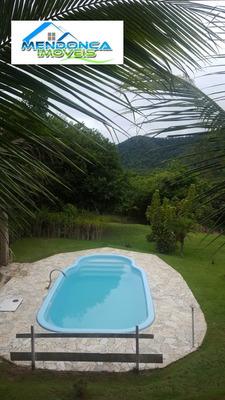 Sítio Em Miracatu - Com Lago E Rio !!