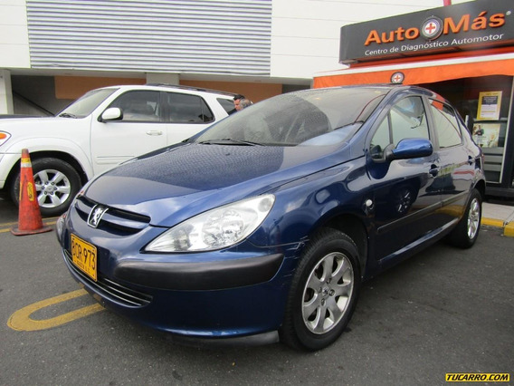 Peugeot 307 Xt 2.0 Automatico At
