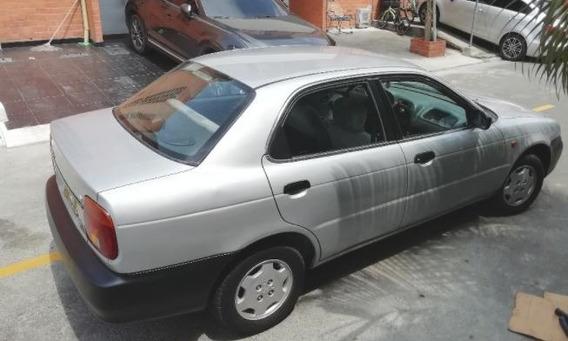 Chevrolet Steem Gris Plata 1300cc