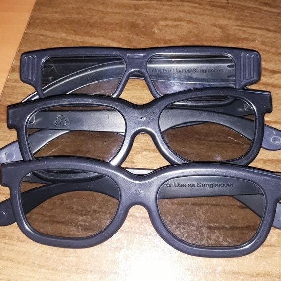 Óculos 3d (para Tv 3d) Real 3d