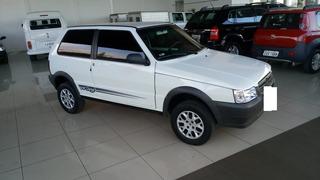 Fiat/ Uno Mille Way Economy 2011/2012