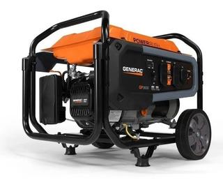 Generador Electrico Gas Planta Luz Portatil 3600w Uso Rudo