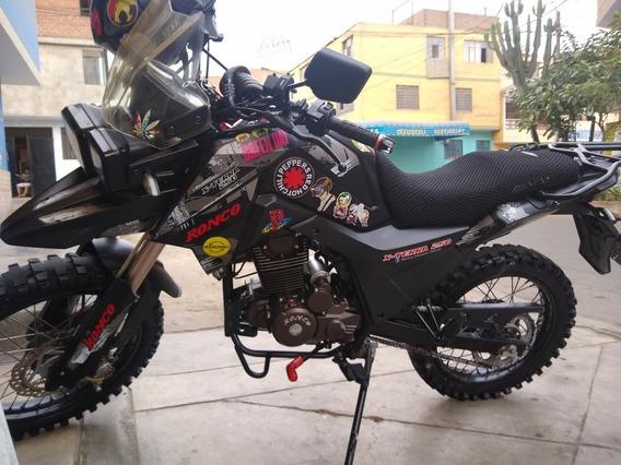 Ronco X Terra 250 Con Soat