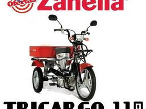 Zanella Tricargo 110 Utilitario 0km 2019