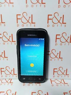 Celular Samsung Galaxy J105 J1 Mini Preto 8gb Vitrine+brind