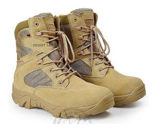 T1290 Zapato Bota Tactica Militar Outdoor Trekking Montaña