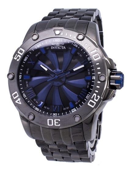 Relógio Invicta Speedway 25851 Automático Azul