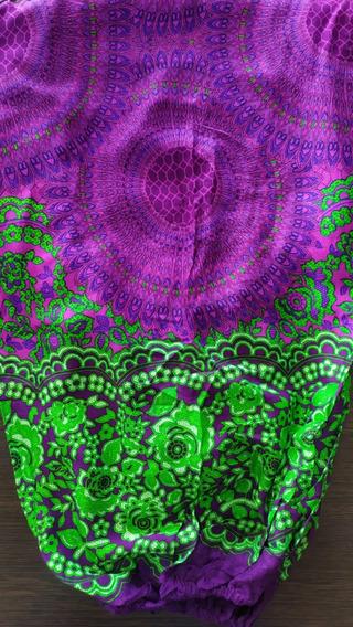 Pantalón Babucha Fresco De Rayón Bali Envío Gratis