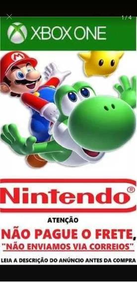 Emulador Para Xbox One 1200 Jogos De Super Nintendo E Sega
